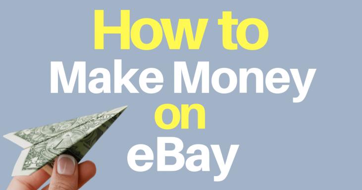 c1618265 How to Make Money on eBay
